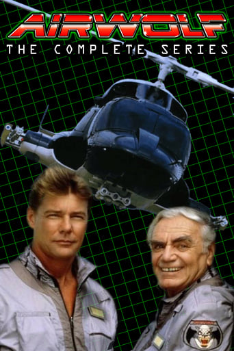 Poster of Airwolf