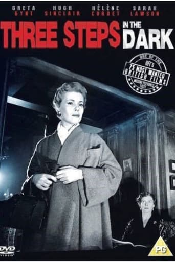 Poster of Three Steps In The Dark