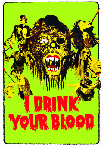 Poster I Drink Your Blood