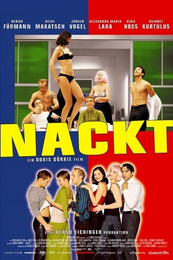 Poster of Naked