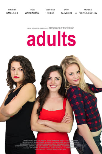 Adults poster