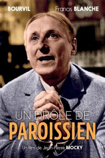 Poster of Un drôle de paroissien