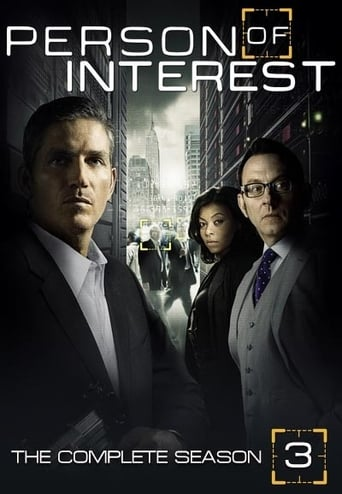 Judantis objektas / Person of Interest (2013) 3 Sezonas