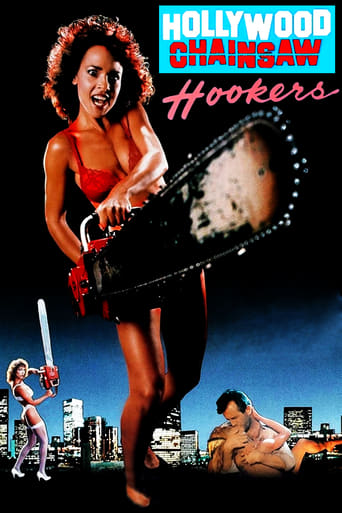 Poster of Hollywood Chainsaw Hookers