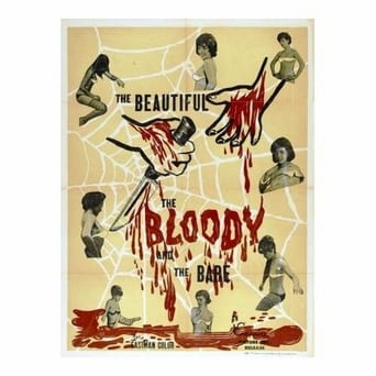 Poster of The Beautiful, the Bloody, and the Bare