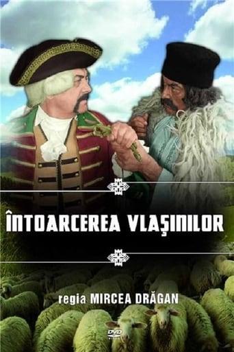 Poster of Intoarcerea Vlasinilor