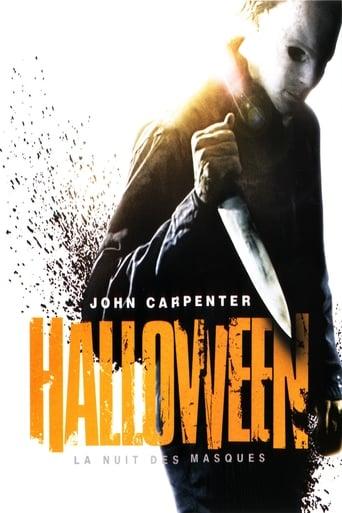 Poster of Halloween : La nuit des masques