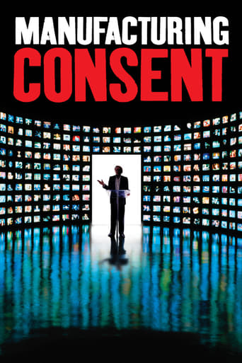 Poster of Manufacturing Consent: Noam Chomsky and the Media