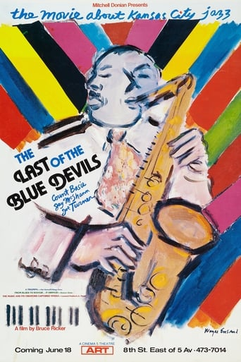 Poster of The Last Of The Blue Devils - The Kansas City Jazz Story