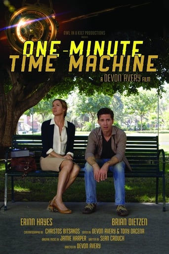 Poster of One Minute Time Machine