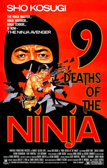 9 Deaths of the Ninja Movie Poster