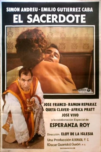 Poster of The Priest
