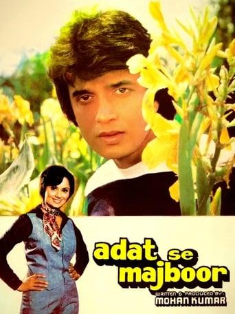 Poster of Aadat Se Majboor
