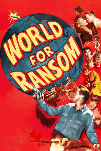 Poster of World for Ransom