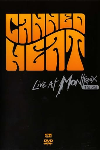 Canned Heat: Live at Montreux 1973