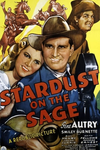 poster of Stardust on the Sage