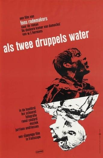 Poster of Als twee druppels water