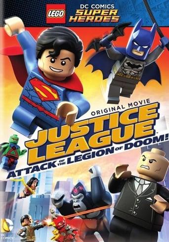 'Lego DC Comics Super Heroes: Justice League  Attack of the Legion of Doom! (2015)