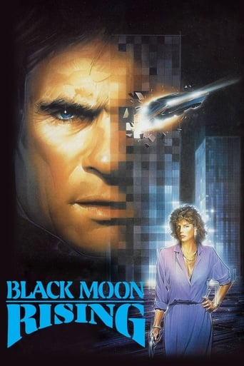 Poster of Black Moon Rising