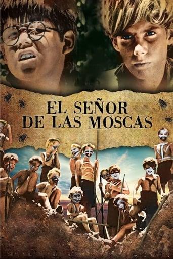 Poster of El señor de las moscas