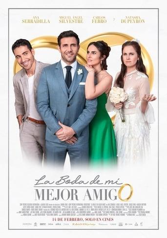 Poster de La boda de mi mejor amigo (2019)