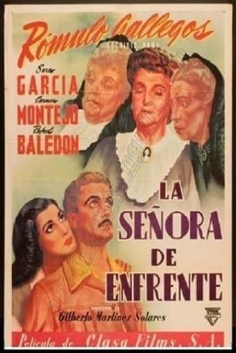La señora de enfrente Movie Poster