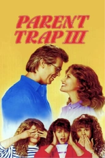 Poster of Parent Trap III
