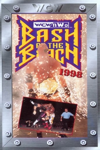 Poster of WCW Bash at the Beach 1998 fragman
