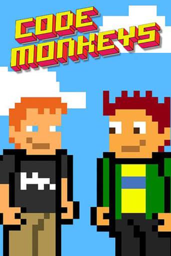 Poster of Code Monkeys