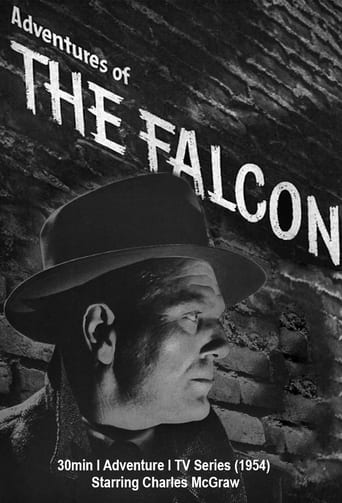 Poster of Adventures Of The Falcon