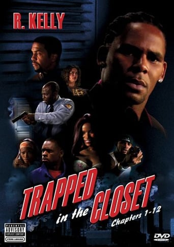 Poster of Trapped in the Closet: Chapters 1-12