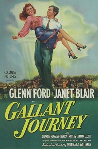 Poster of Gallant Journey