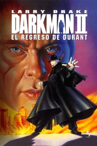 Poster of Darkman II: El regreso de Durant