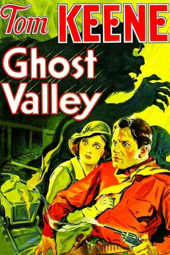 Poster of Ghost Valley