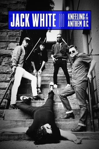 Poster of Jack White: Kneeling At The Anthem D.C.