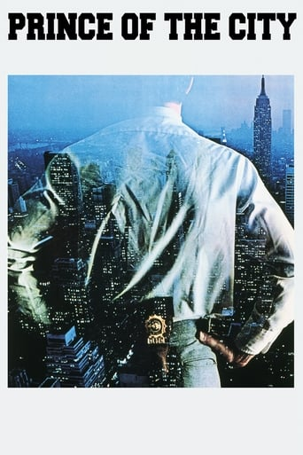 Poster of Prince of the City