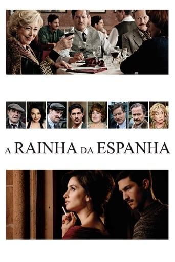 La reina de España - Poster
