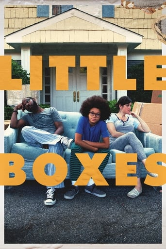 Poster of Little Boxes fragman