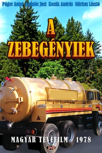 Poster of A zebegényiek