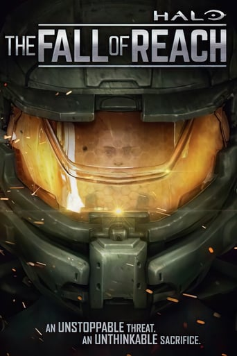 Poster of Halo: The Fall of Reach