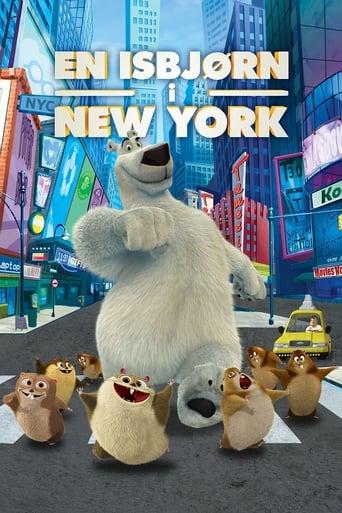 En isbjørn i New York