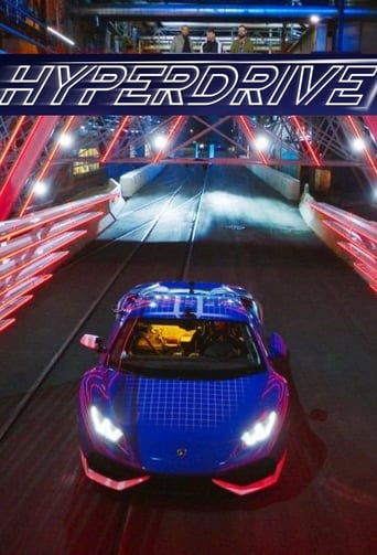 Poster of Hyperdrive