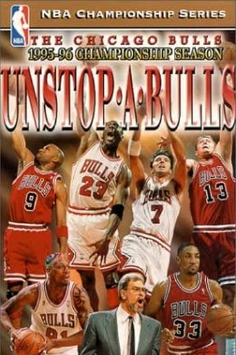 Poster of The Official 1996 NBA Championship: Chicago Bulls Unstop-A-Bulls