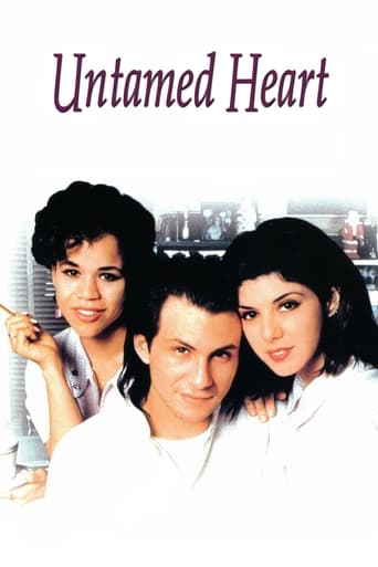 Poster of Untamed Heart