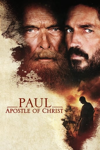 Poster of Paul, Apostle of Christ