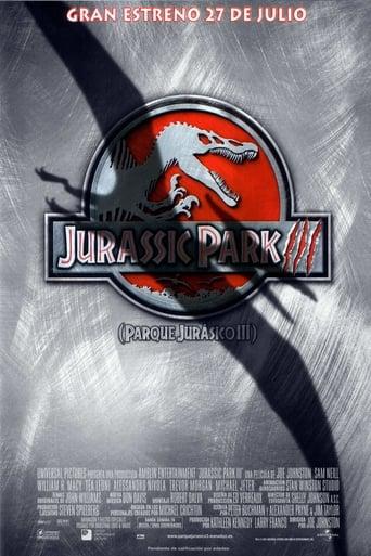 Parque Jurásico III  [.720p [español] openload  (2001)