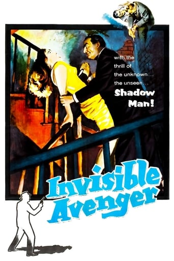 Poster of The Invisible Avenger