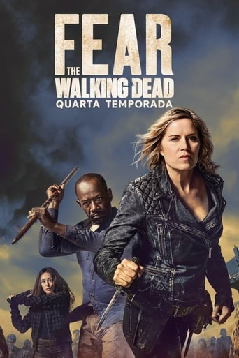Fear the Walking Dead 4ª Temporada - Poster