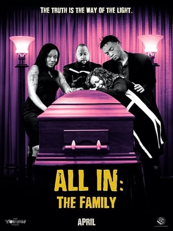 All In: The Family Poster