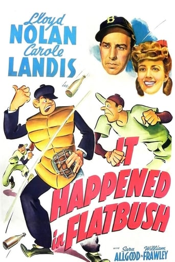 Poster of It Happened in Flatbush